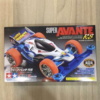 Tamiya Super Avante RS
