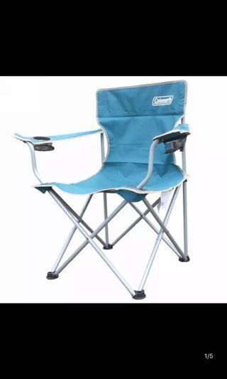 Coleman outdoor foldable chair 3.4kg