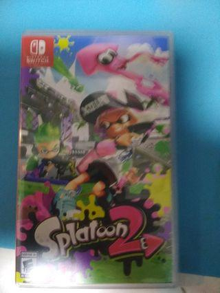 Splatoons 2