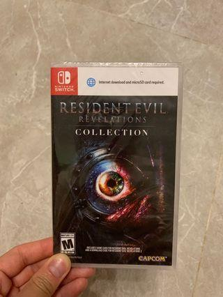 (New) Switch Resident Evil - Revelations 1+2
