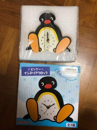 Pingu Clock from Toreba