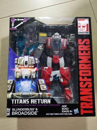 🚚 transformers broadside