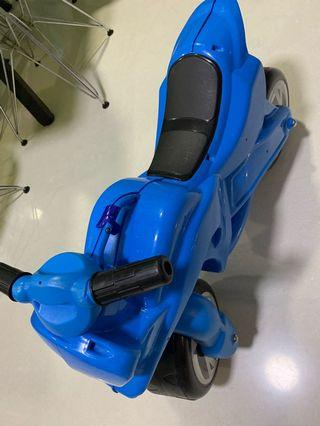 🚚 To bless: pre-loved ride on motorcycle toy
