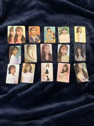 [ WTS ] HUGE AND CHEAP APINK OFFICIAL PHOTOCARDS