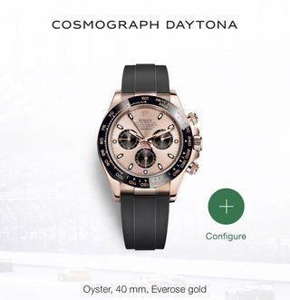 Rare! Rolex Daytona Everose