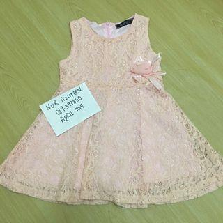 Lace Dress baby girl