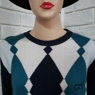 Sweater Vintage Early 2000s Eat 347 Size M