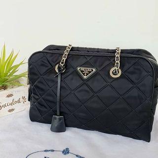 a767a775bd5d prada nylon bag   Luxury   Carousell Philippines