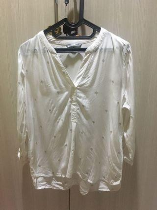 Pre Loved Postal Collection Blouse