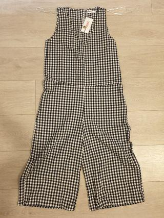 🚚 Checkered Jumpsuit