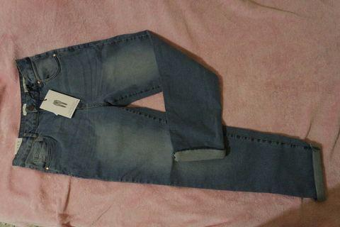 Cotton on high 90s stretch jean size 14