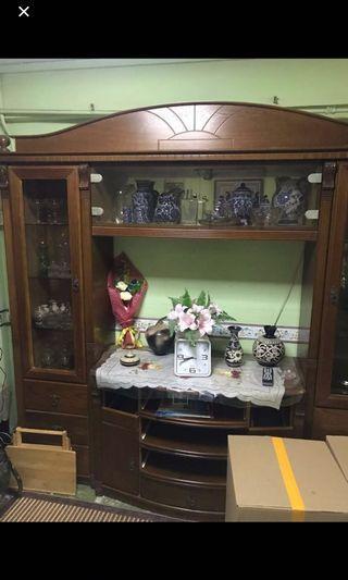 🚚 Display Cabinet (FREE)