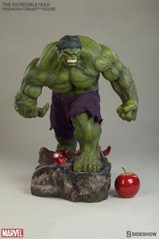 Sideshow Collectibles Hulk Exclusive (Set of 3)