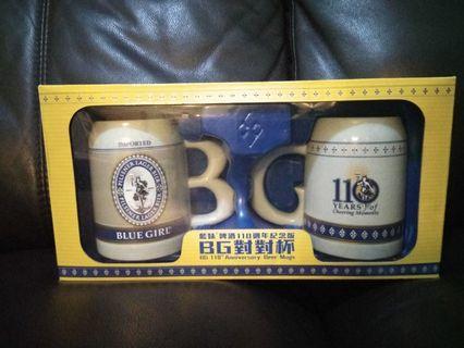藍妹110週年紀念杯