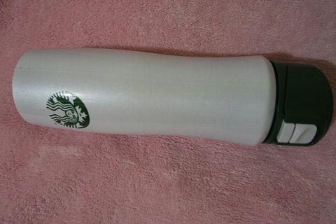 Starbucks vacuum tumbler