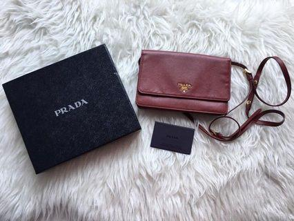 Prada sling bag - Ori & good condition