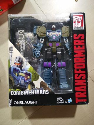 🚚 transformers onslaught