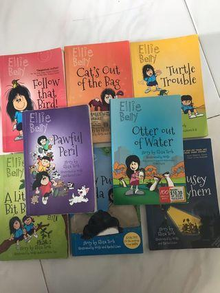 🚚 Ellie Belly Books