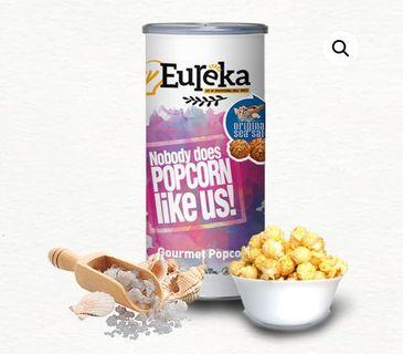 READY STOCKS | Eureka Gourmet Popcorn - Original Sea Salt 70g
