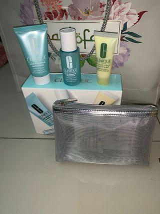 Skincare CLINIQUE anti-blemish concern kit