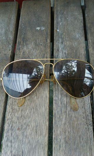 Kacamata Vintage Rayban Usa