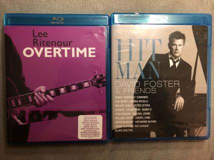 David foster and Lee ritenour bluray