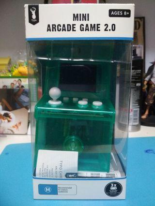 🚚 Mini arcade game 2.0