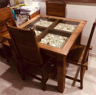 Dining Set (chairs and table)