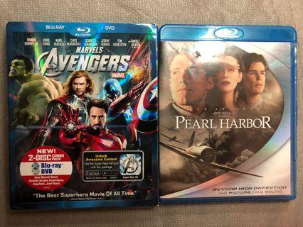 Avengers Bluray - imported