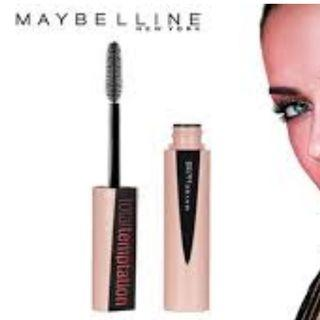 1fa8b9ea08e Maybelline Total Temptation Mascara in Noir Intense 604 [MFG: 03/2018] -