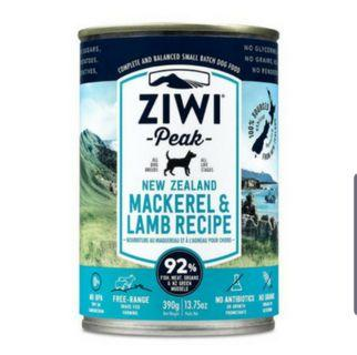 🚚 Ziwi Peak Wet Lamb Mackerel