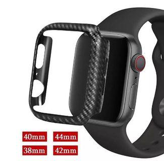 iWatch protective case for series 1/2/3/4 ultra thin carbon fiber