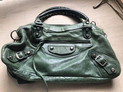 Preloved authentic Balenciaga first