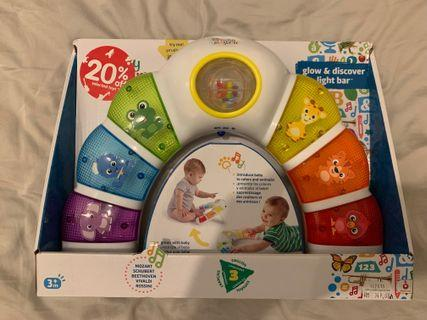 Baby Einstein Discover and Glow Light Bar