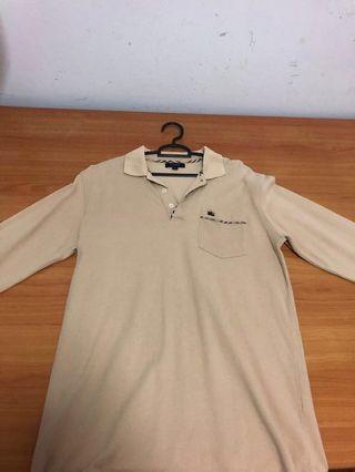 7ba4b122c Authentic vintage Burberry Long Sleeve Shirt Men.