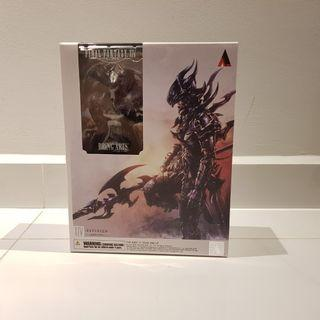 Final Fantasy XIV Bring Arts Estinien Play Kai