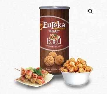READY STOCKS | Eureka Gourmet Popcorn - Barbecue 70g