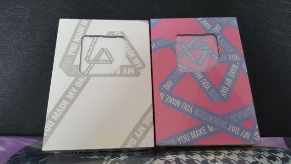 Sealed Seventeen Khino Album