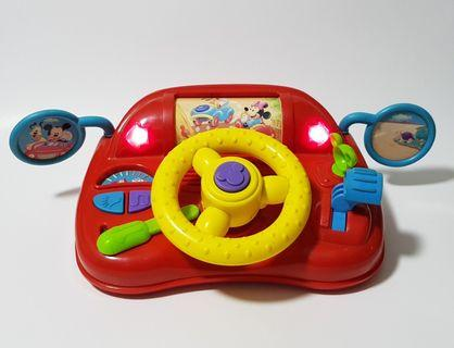 Preloved Baby learn Drive musical toy #EndgameYourExcess