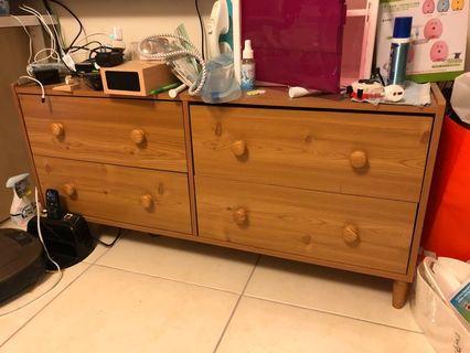 木紋電視櫃