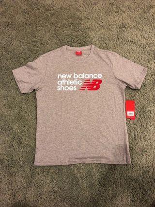 全新男裝 New Balance tee T-shirt Nike Adidas puma fila