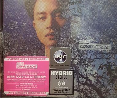 張國榮 Leslie 10 SACD BOXSET