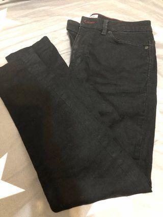 Pull & Bear 窄管 牛仔褲 fit super skinny 32腰