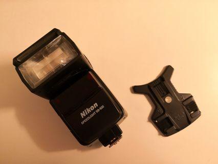 Nikon SB-600 Flashlight
