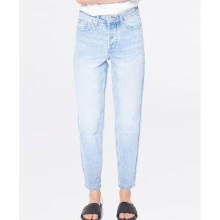 ASSEMBLY LABEL High Waist Rigid Jeans size 8