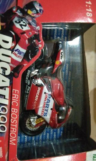 Ducati Model Bikes