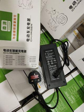 3A safety mark charger