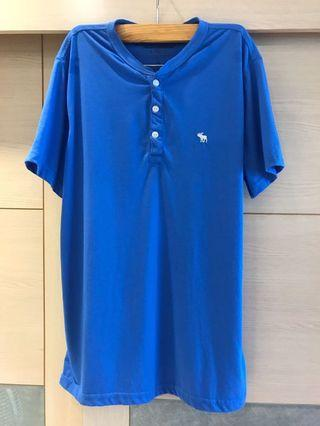 Abercrombie&Fitch A&F 短袖T恤 麋鹿(男)