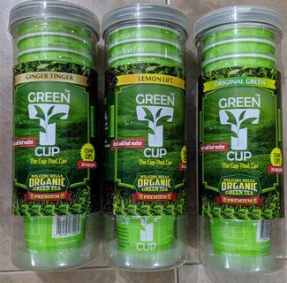 🚚 Green Tea