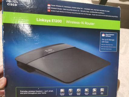 linksys router | Computer Parts & Accessories | Carousell